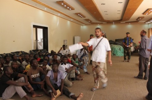 Thousands of Libyans and Africans from other parts of the continent are being held by the US-trained rebels now controlling Libya. The racist policies are being further exposed internationally. by Pan-African News Wire File Photos