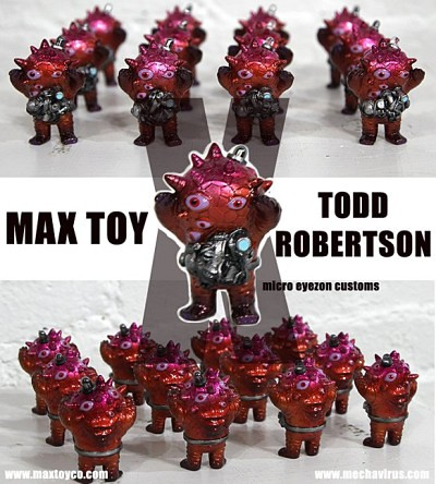Todd Robertson x Mark Nagata Eyezon