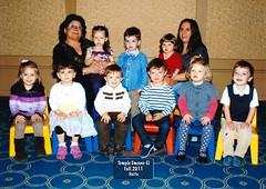 Avi's Preschool Class, 2011