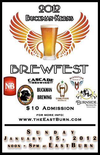 2012 Buckman-Kerns BrewFest at EastBurn
