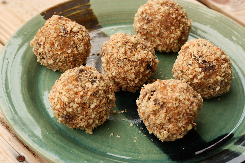 Rice Pudding Balls