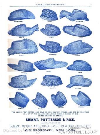 fd658ca185e72 Complementos para fabricar Sombreros