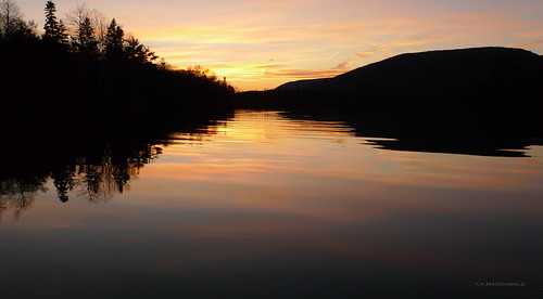 ocean sunset sky reflection water colors evening kayak novascotia view kayaking seakayak capebreton brasdor brasdorlakes littlenarrows littlenarrowsferry nspp perfectescapes