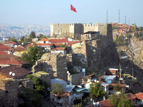 Ankara's Citadel