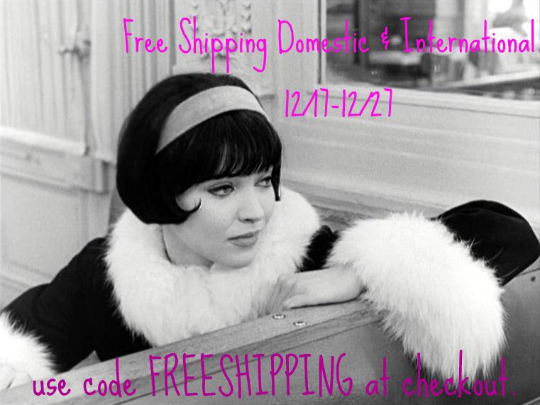 ANNA K. FREE SHIPPING