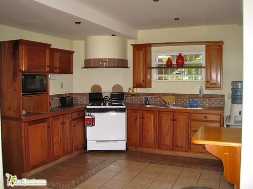 full kitchen beach apartment hopkins village belize