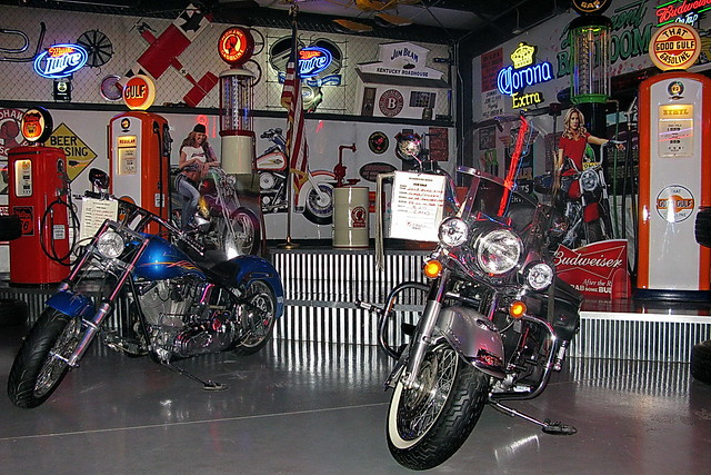 The Route 66 Roadhouse Bar & Grill Man Cave | I've been ...