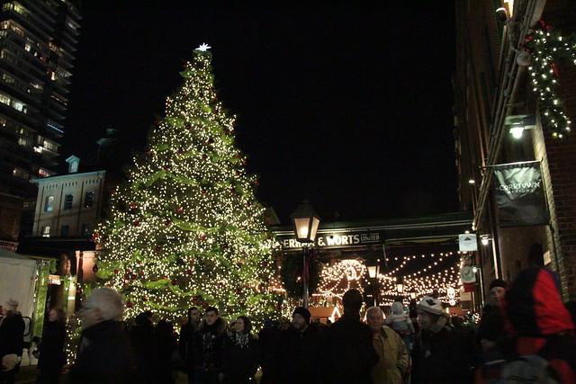 Distillery District Christmas Market