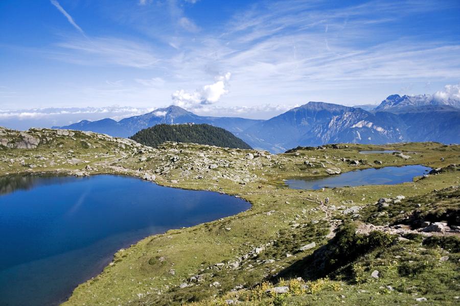 Anello Cermis - Laghi di Bombasel e Lago Lagorai