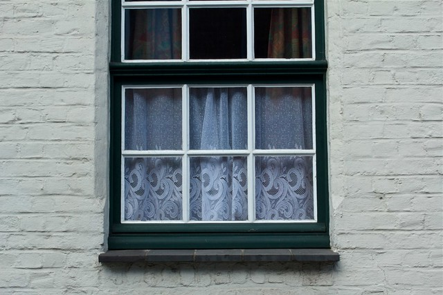 brugge window lace