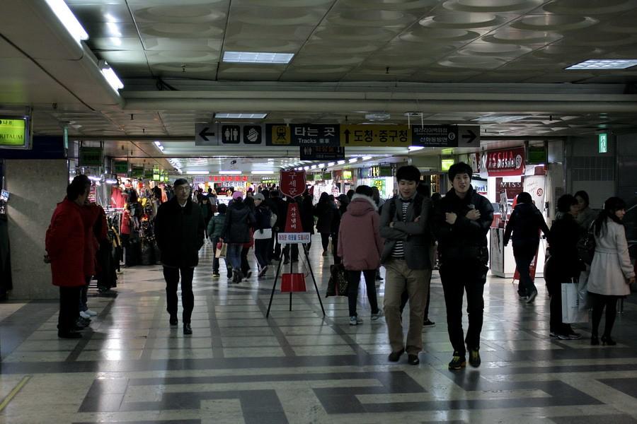 Underground mall(3)