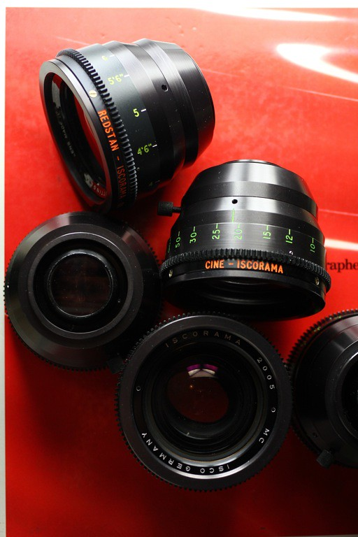 iscorama revamp..who needs the new zeiss anamorphic.