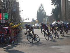 2008 Tour of California, Stage 1 Finish