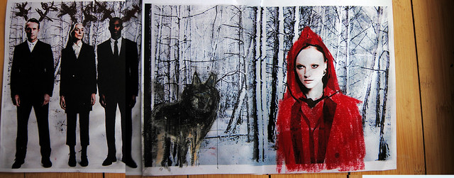 guardian 'weekend' little red riding hood remix