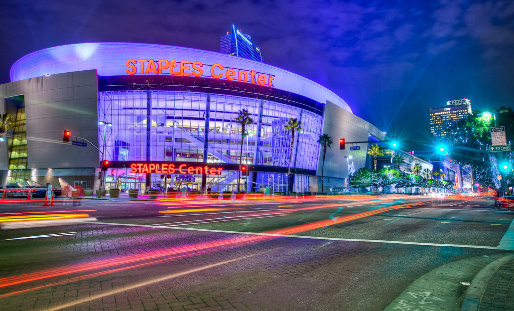 Staples Center- LA Live