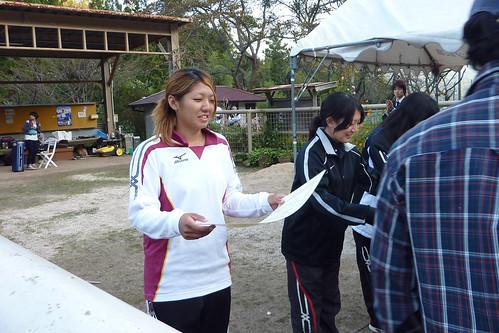 20111016全日本学生フィールドアーチェリー選手権