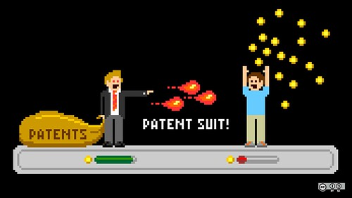 The huge societal costs of NPE software patent lawsuits