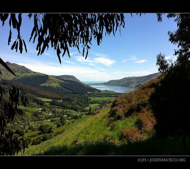 Lake Forsyth | Okuti Valley Scenic Reserve