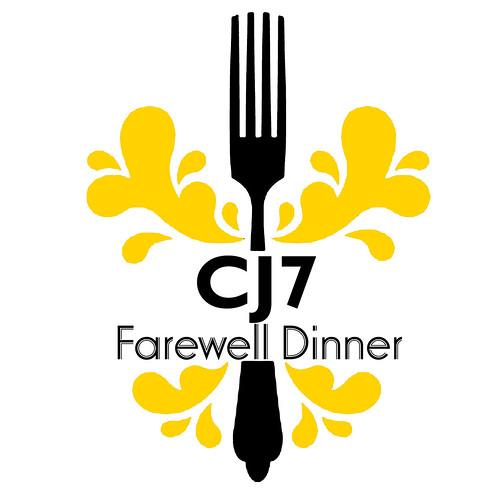 CJ7 Farewell Dinner