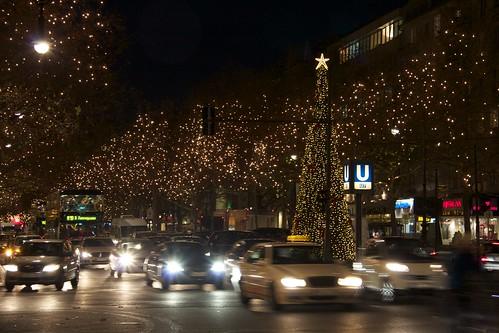 Adenauerplatz Christmas