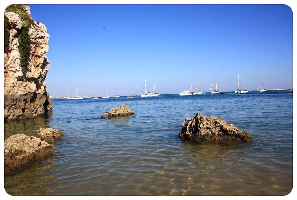 cascais rocks & beach
