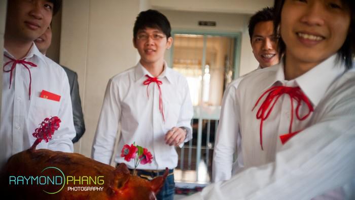 Raymond Phang (J&S) - Actual Day Wedding 5