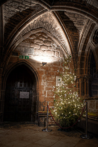 918/1000 - Chester Cathedral by Mark Carline