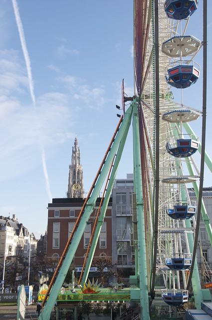 De grootse ogen van Antwerpen