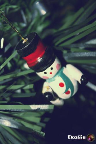 Navidad nevada by Ekatiia