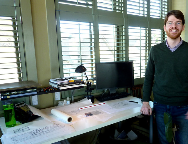P1030541-2011-12-29-Architect-Paul-Knight-Neel-Reid-Prize-Winner-At-His-Desk-Historical-Concepts