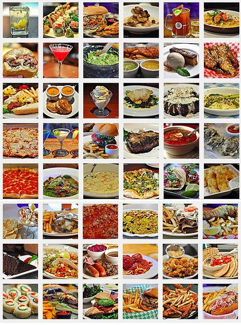 2011 Food ~ Visual Recap