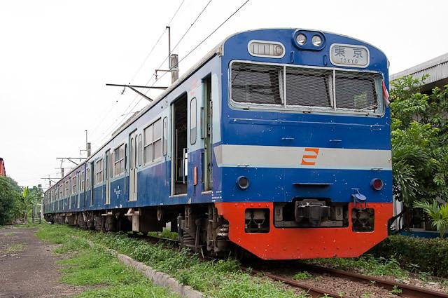 KAI Seri103 JR東日本103系 旧色 E20