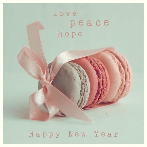 Amor...Paz...Esperanza...Feliz Año Nuevo!!! by Vanina Vila {Photography}