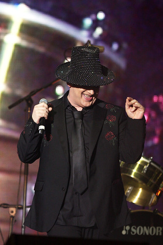 Boy George by Eva Rinaldi Celebrity and Live Music Photographer