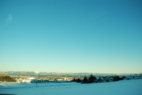 Snow, Sea, Sky