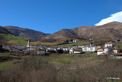 Valcarlos, Navarra by Rufino Lasaosa