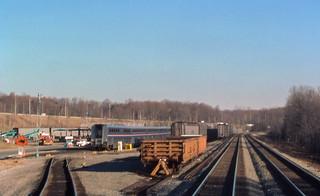 19990205 17 Amtrak Lorton, VA