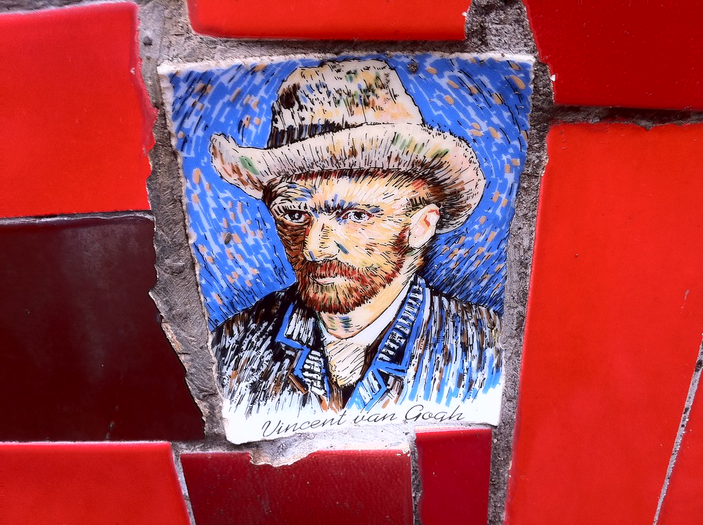 mosaic artinya