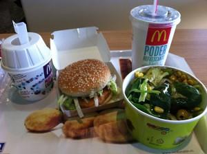 McDonalds | Menú