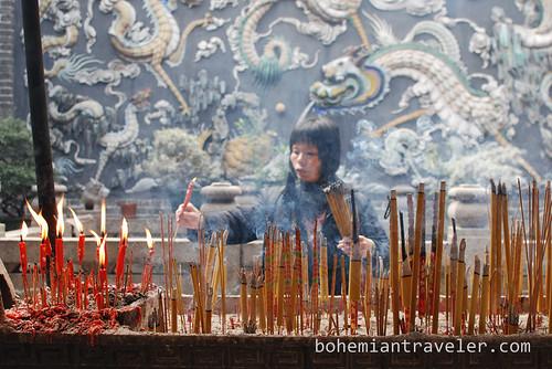 insense inside Lin Fung Macau
