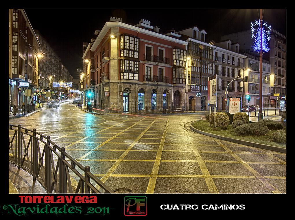 Torrelavega - Cuatro caminos  - Navidades 2011