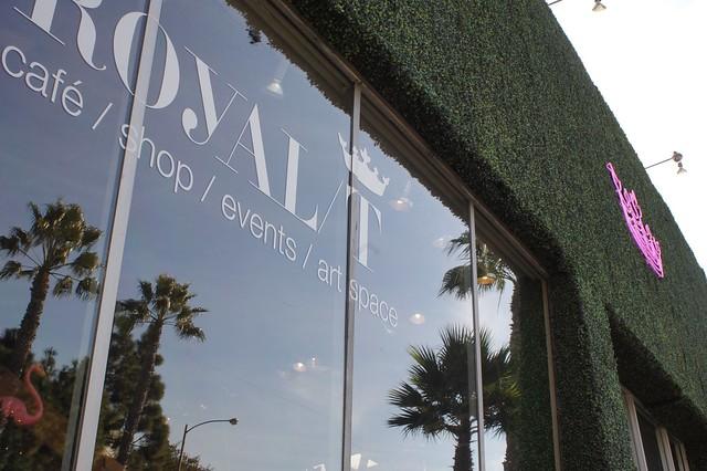 Royal/T storefront