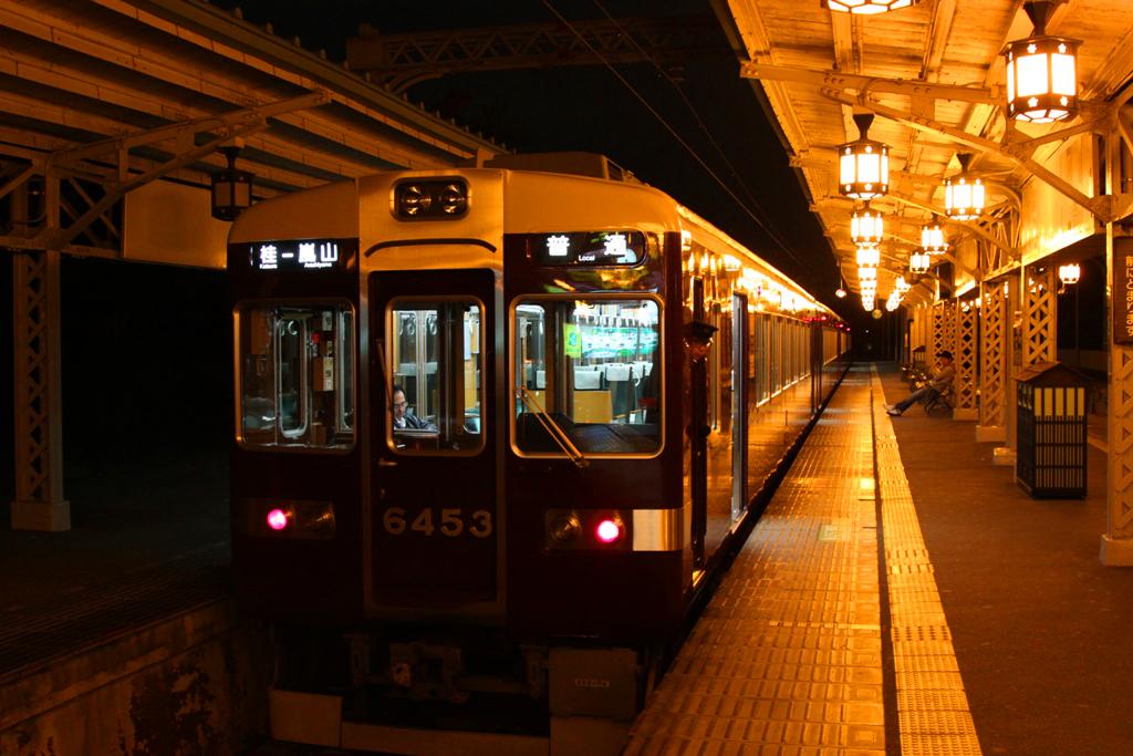 Kyoto Arashiyama tourist guide (1)