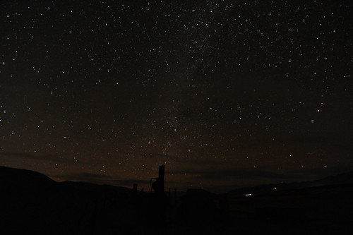 Night Sky @ Death Valley