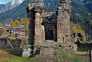 Sharada Peeth, Sharada, Neelum District, Kashmir, Pakistan