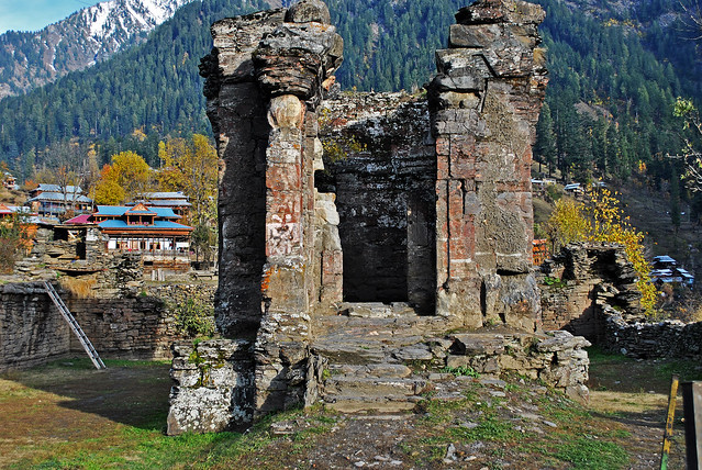 Sharada Peeth, Sharada, Neelum District, Kashmir, Pakistan