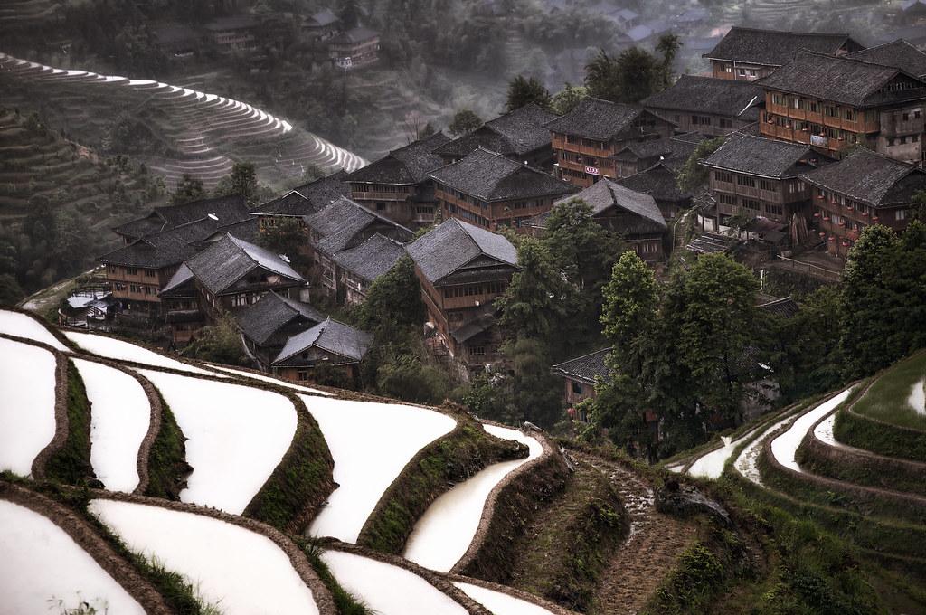 The Hidden Mountain Village