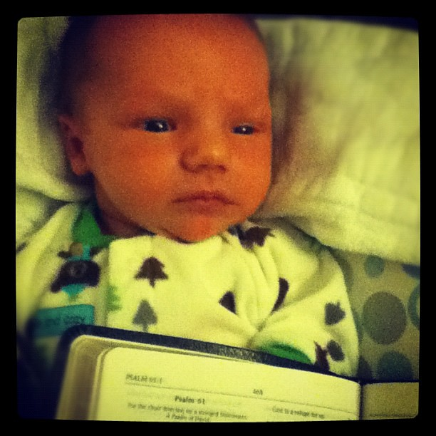 Bible reading buddy