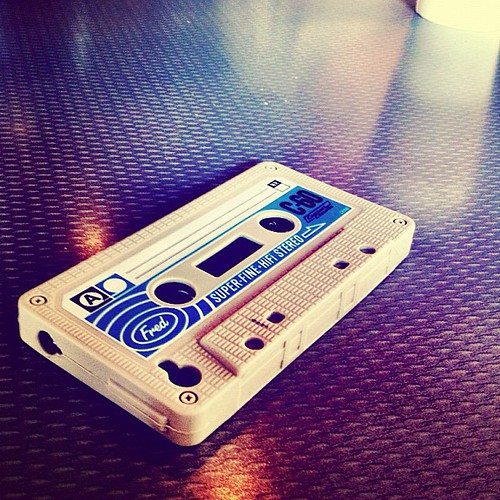 Mix tapes rule.