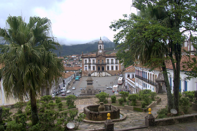 Plaza Tiradentes